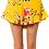 Thumbnail: Floral Print Ruffled Hem Shorts