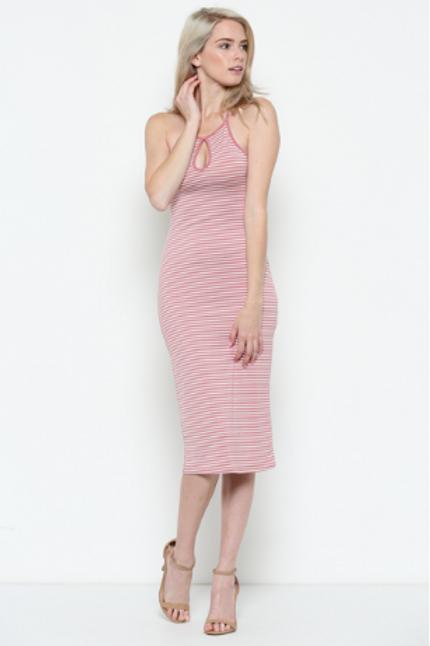 Keyhole Cami Dress