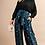 Thumbnail: Emma Wide Leg Leopard Pants