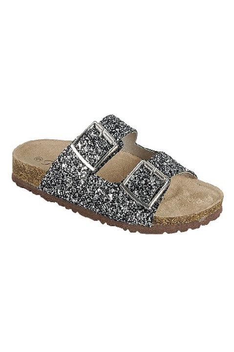 Glitter Comfort Sandal