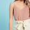 Thumbnail: Stripe Textured V-neck Camisole Top