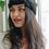 Thumbnail: Braid Front Knit Headwrap