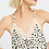Thumbnail: Leopard V-neck Camisole with Lace