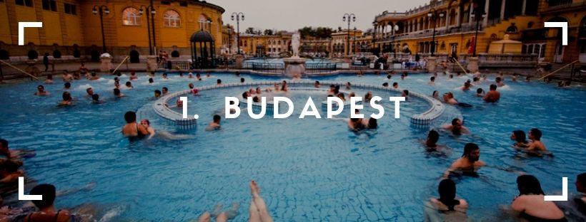 Capture Travel Budapest