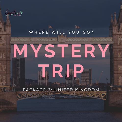 Mystery Trip: UK