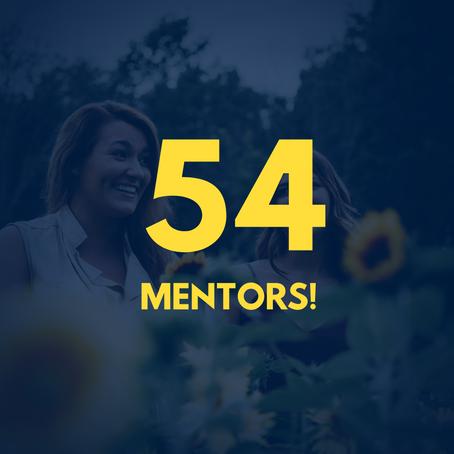 Our Fabulous 54 Mentors