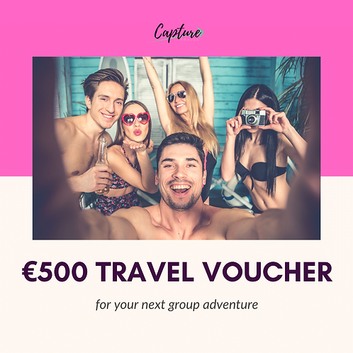 Holiday Voucher: €500
