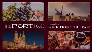 Port House Wine Tours to Spain