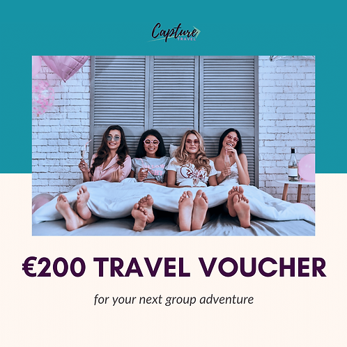 Holiday Voucher: €200