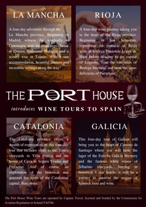 Port House Wine Tours