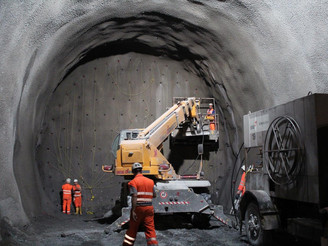 Tunnelling Project