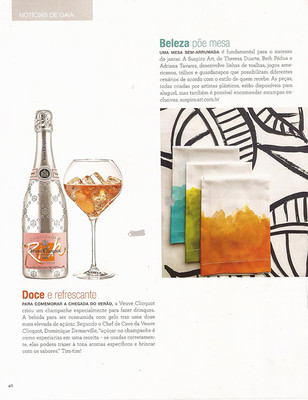 SUSPIRO art - Revista Expressions Amex