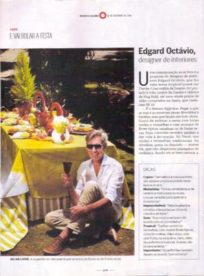 SUSPIRO art - Revista O Globo
