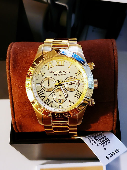 Michael Kors Mens Layton Watch MK8214