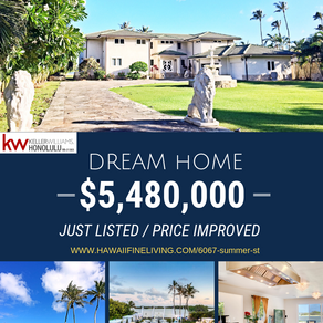 Summer St Lagoon Front Property with Improved Pricing