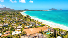 Kailua Beach Fronting- A Rare Parcel of Land That You Don't Want To Miss
