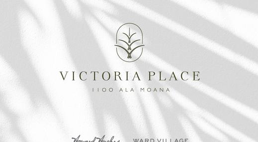Victoria Place- Kakaako Community