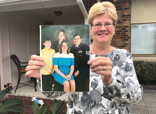 A Fresh Start at Bob Hope Village for an Air Force Surviving Spouse