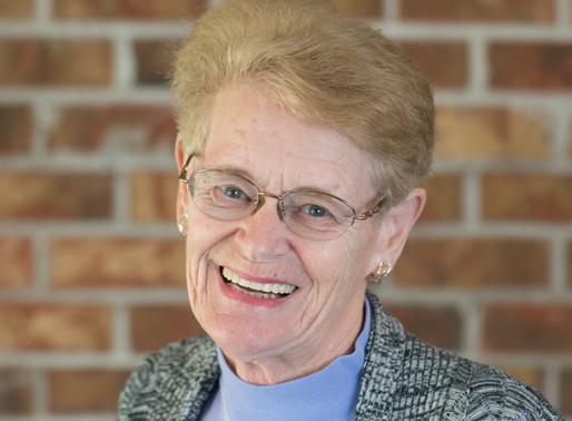 Helga: Happy and Fulfilled at Bob Hope Village