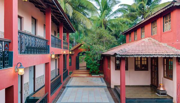 Best Resort In Guhagar