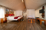Royal Swiss Tent