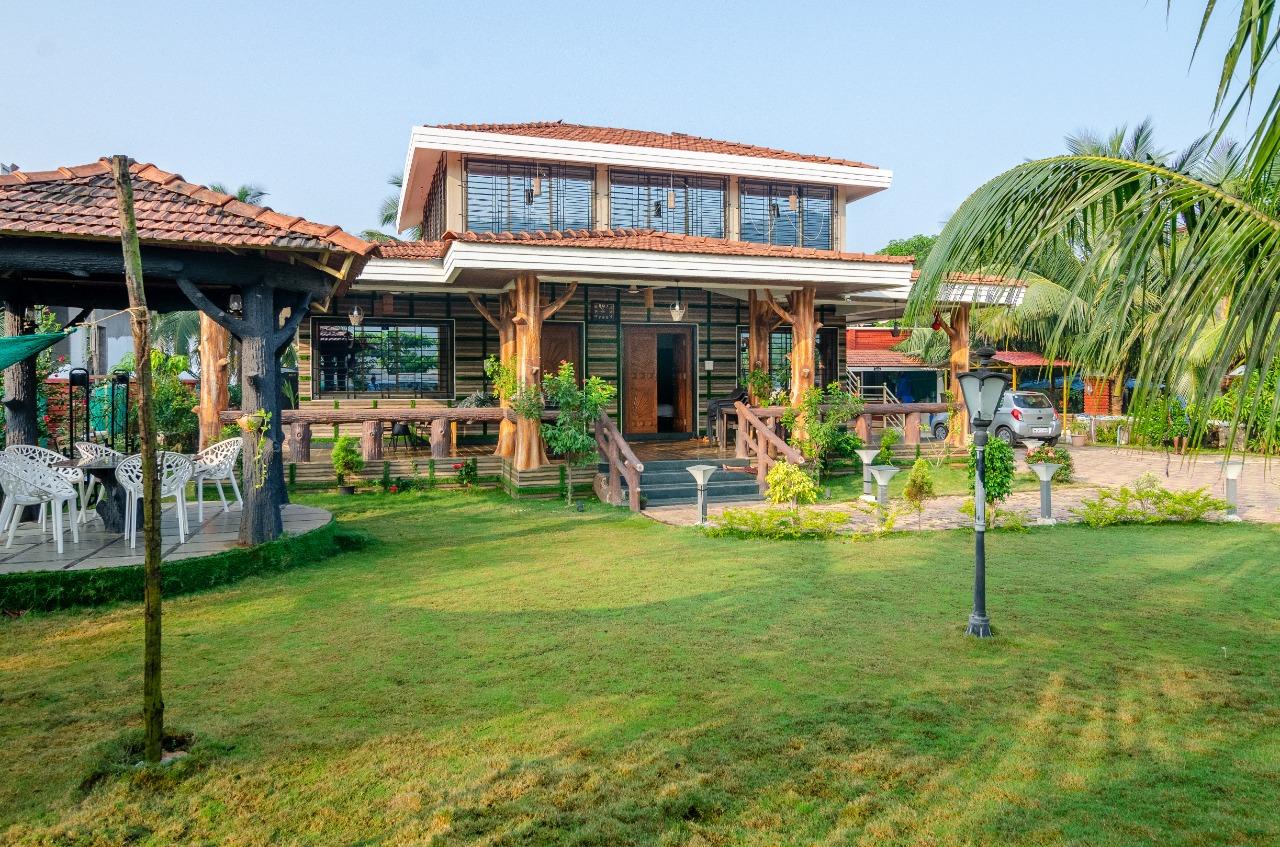Villas In Kashid