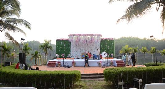 Destination Wedding in Guhaghar at Shantai by the Lake