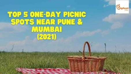 Top 5 One Day Picnic Spots Near Pune & Mumbai (2021)