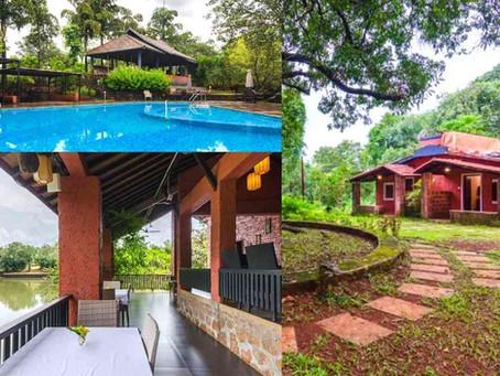Stay In Maharashtra's Mini Europe-Cherilyn Monta Resort In Ratnagiri On Your Next Getaway