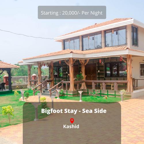 Bigfoot Stay - Malhar Villa