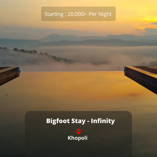 Bigfoot Stay - Infinity