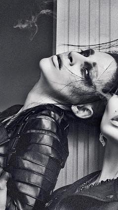 Darja Vaarsi Sage Etters Dark Beauty Mag