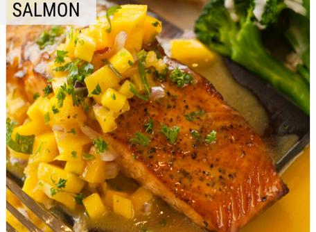 Tropical Salmon