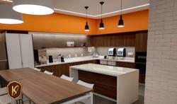 Cozinha para empresa