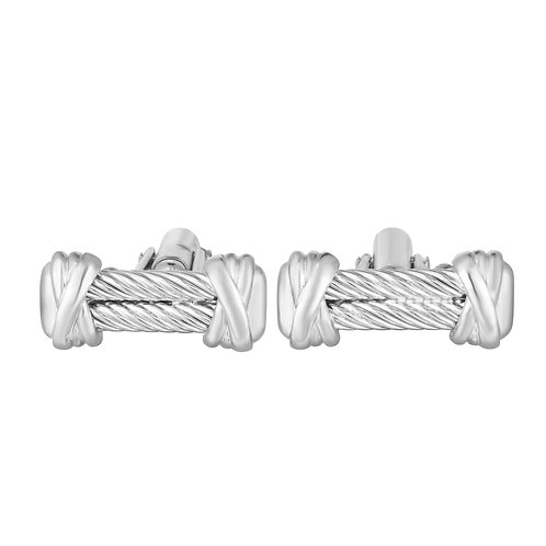 Double Twisted Cufflink