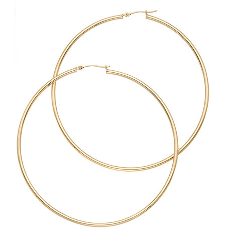 Extra-Large Hoops