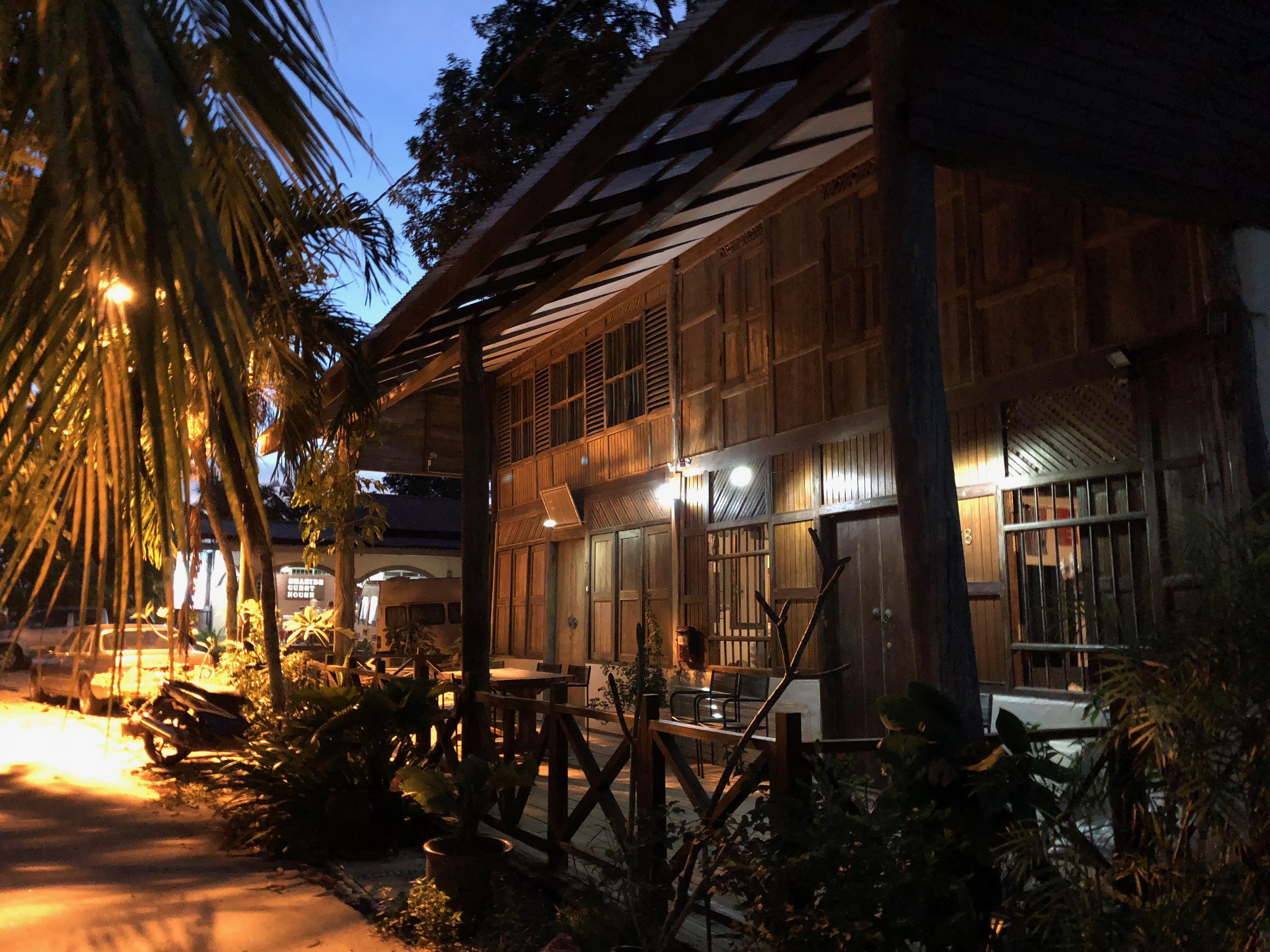 Kampung evening