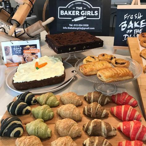 Pastries and danish
