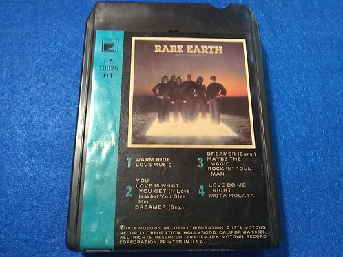 "Rare Earth ""Band Together"" 8 Track Tape"