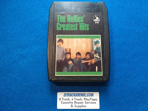 "The Hollies ""Greatest Hits"" 8 Track Tape"