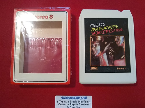 """Gil Evans """"There Comes A Time"""" 8 Track Tape"""