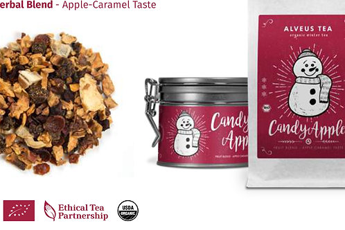 Winter Teas Candy Apple