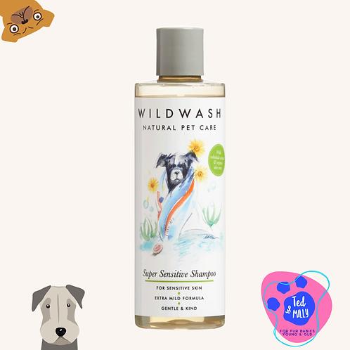 WildWash Pet Shampoo 250ml