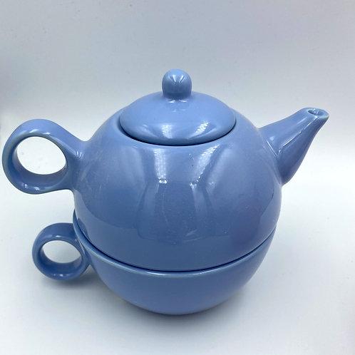 Tea For Me Blue