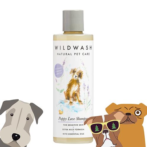 WildWash Puppy Love Shampoo 250ml