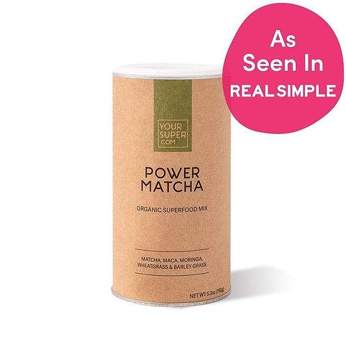Power Matcha Superfood