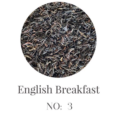 NO: 3 English Unbroken 50g