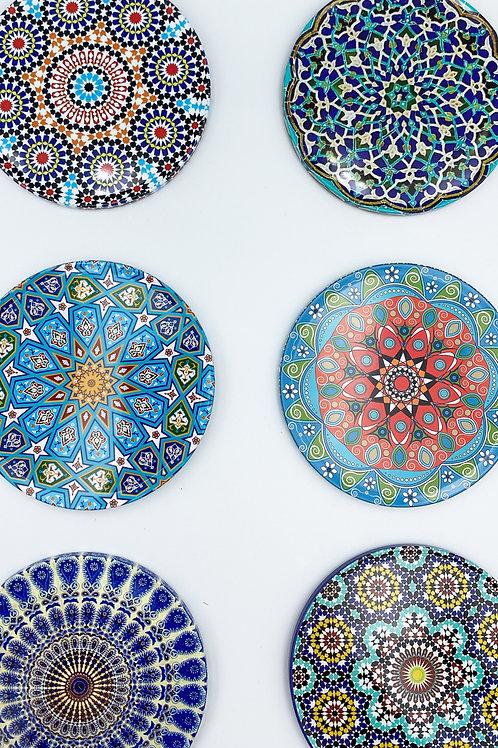 Turkish Drink Coasters