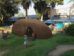 Gutierrez_PhotomontageMaloca_3DprintedMa