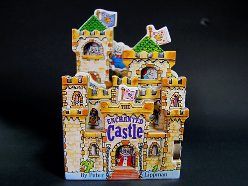 The Enchanted castle mini book